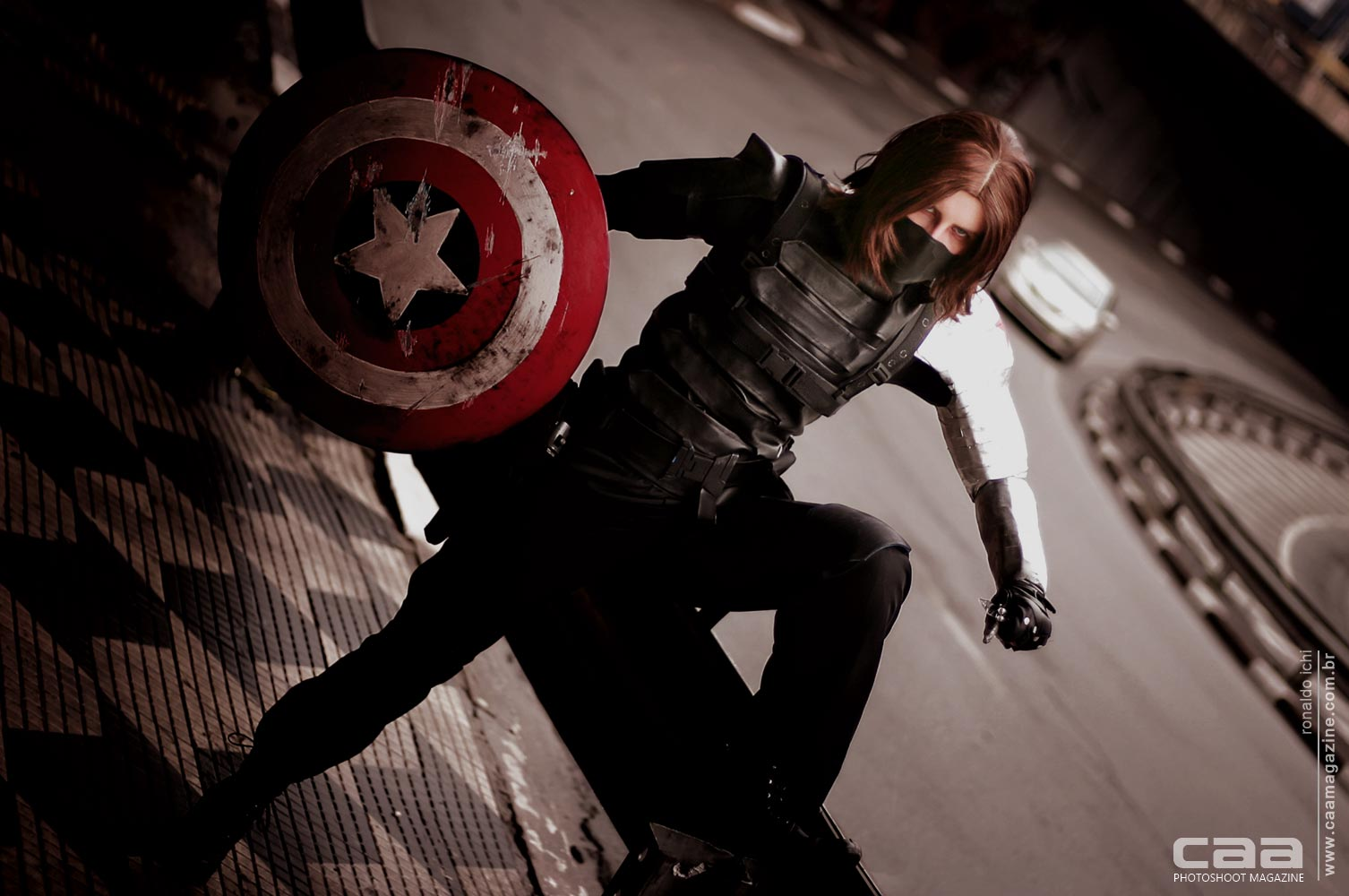 [PHOTOSHOOT][MARVEL] Winter Soldier