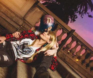 [PHOTOSHOOT][LIFE IS STRANGE] Amberprice II