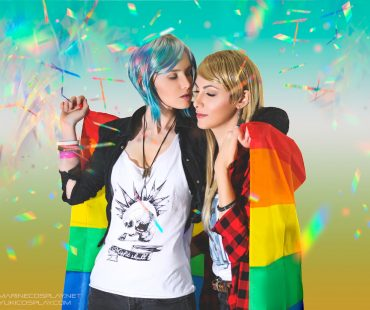 [PHOTOSHOOT][LIFE IS STRANGE] Amberprice pride