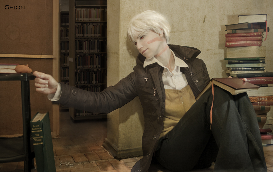 [COSPLAY][NO. 6] Shion