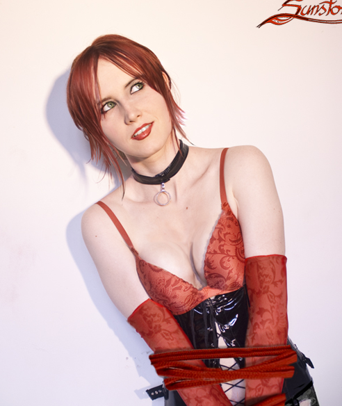 [COSPLAY][SUNSTONE] Lisa