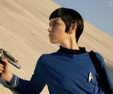 [COSPLAY][STAR TREK] Spock