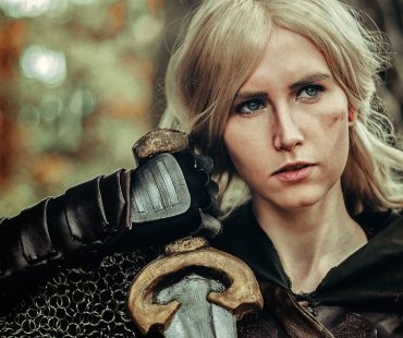 [COSPLAY][LORD OF THE RINGS] Éowyn