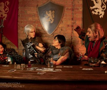 [PHOTOSHOOT][DRAGON AGE] Dragon Age Taverna