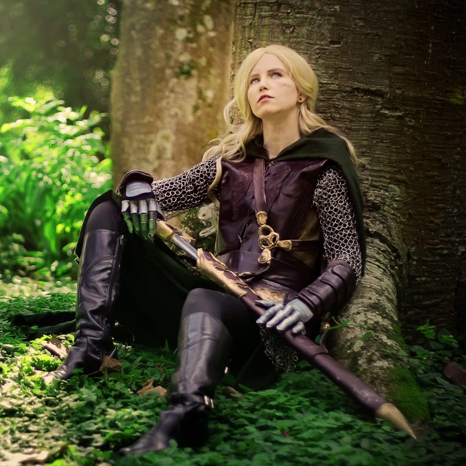 [PHOTOSHOOT][LORD OF THE RINGS] Éowyn