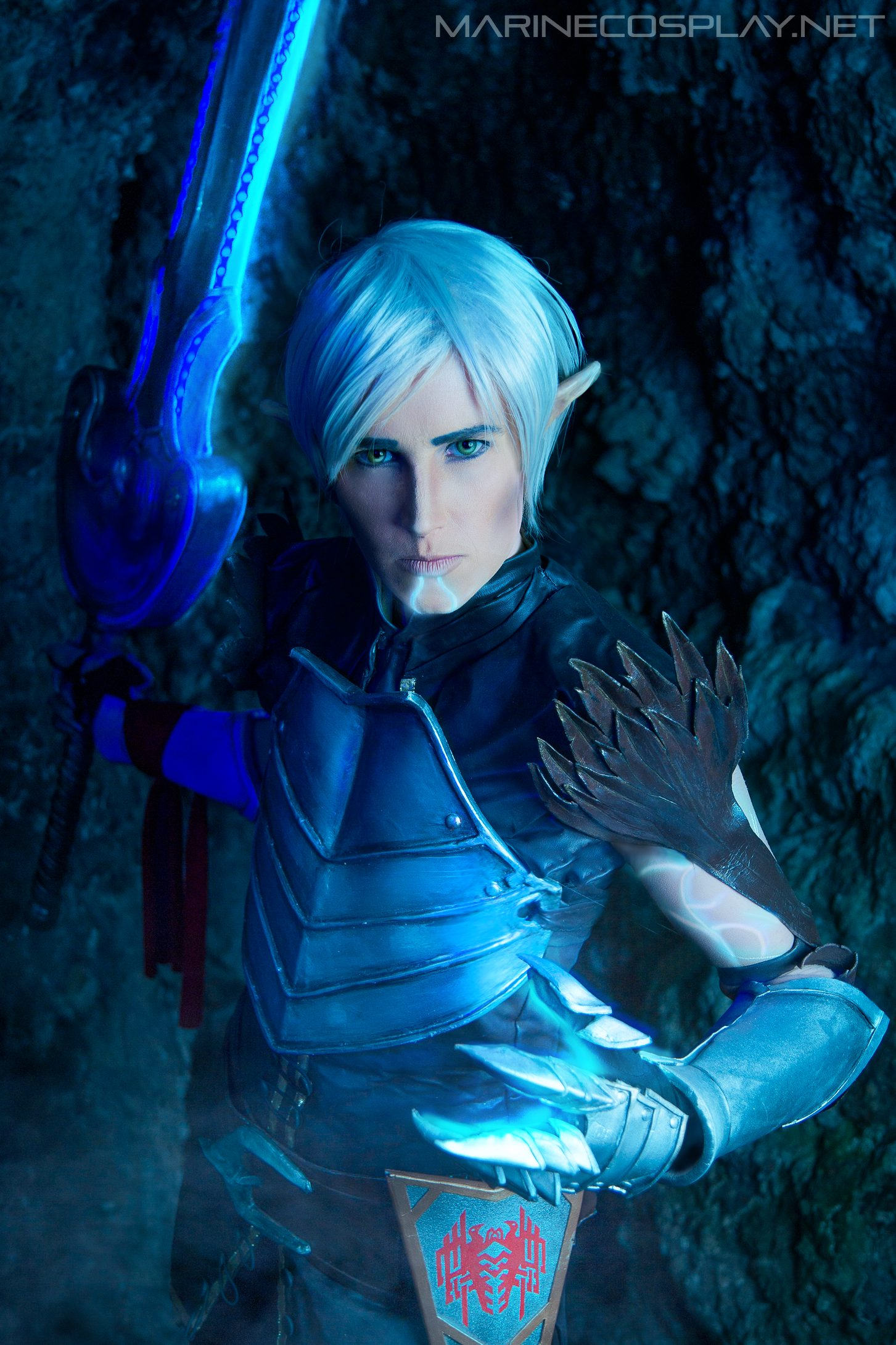 [COSPLAY][DRAGON AGE] Fenris
