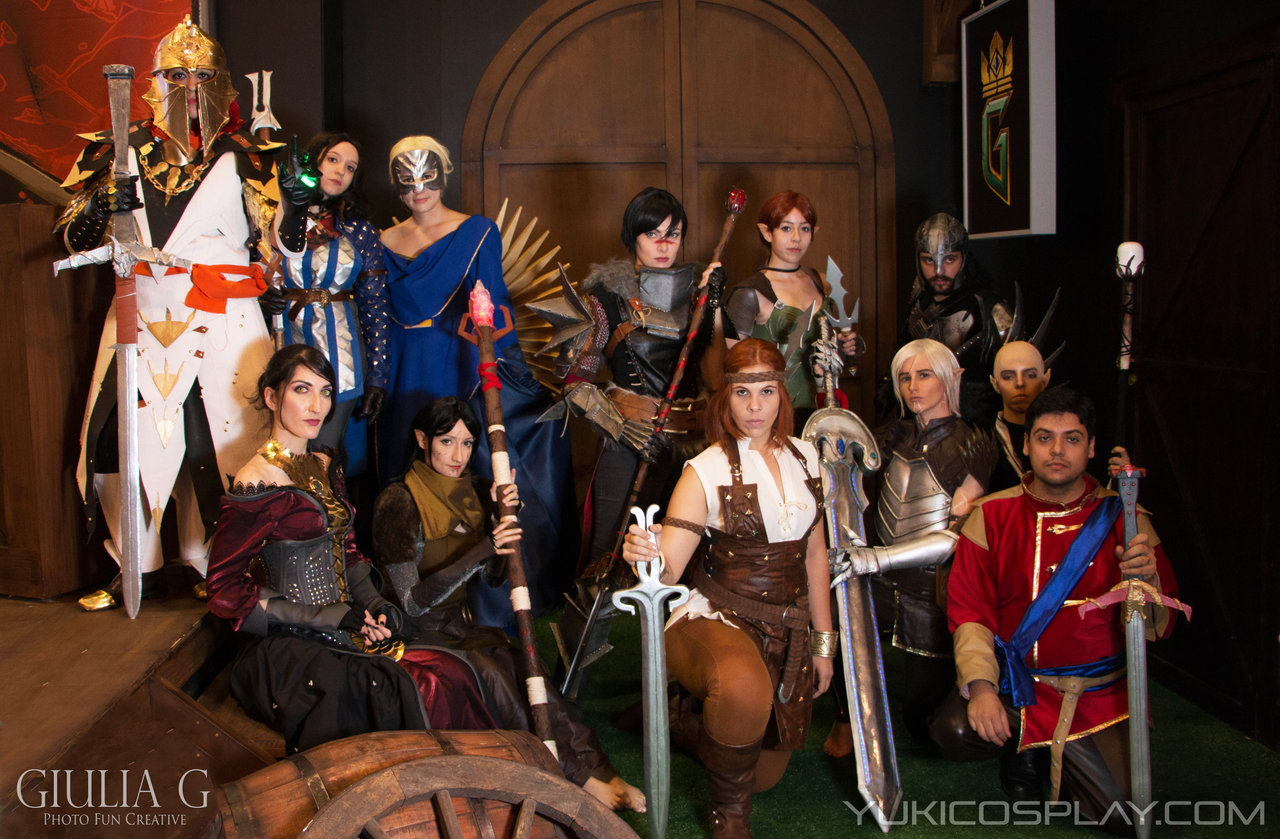 [PHOTOSHOOT][DRAGON AGE] Dragon Age II