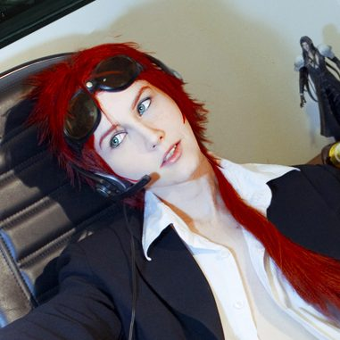 [COSPLAY][FINAL FANTASY VII] Reno