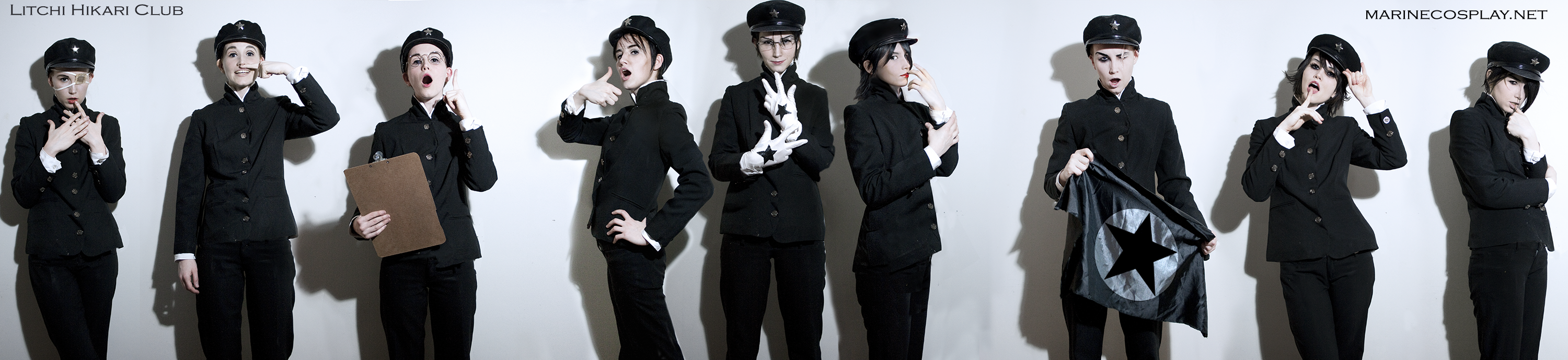 [PHOTOSHOOT][LITCHI HIKARI CLUB] LHC Make-up lab