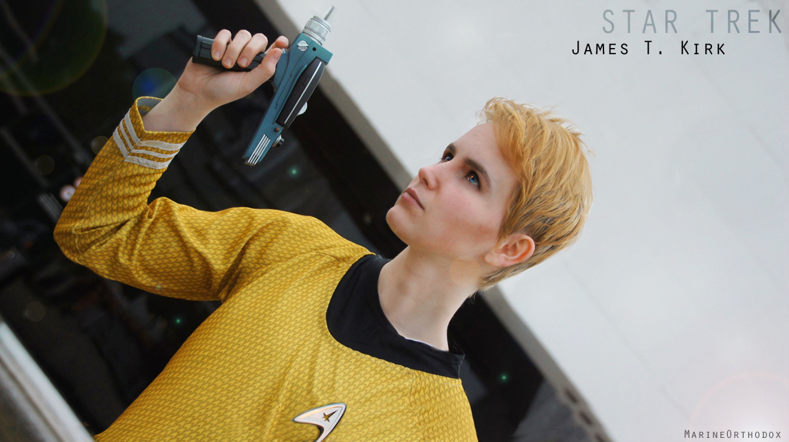 [COSPLAY][STAR TREK] Captain Kirk