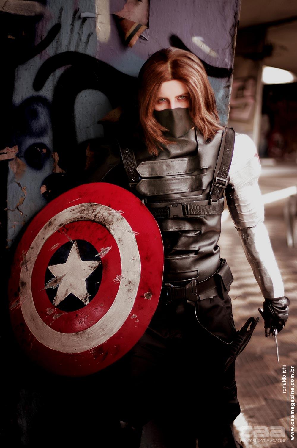 [COSPLAY][MARVEL] Winter Soldier