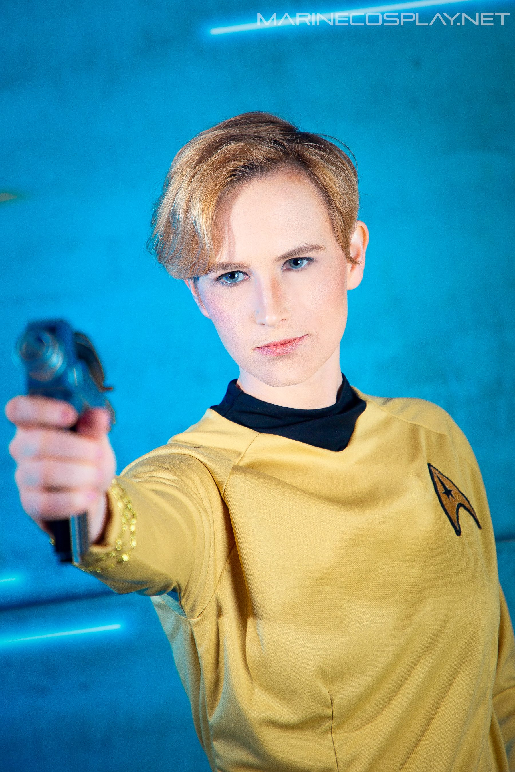 [COSPLAY][STAR TREK] Female Kirk