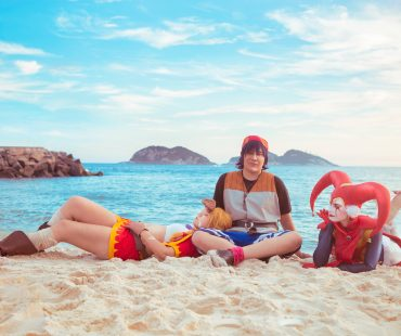 [PHOTOSHOOT][Chrono Cross] Chrono Cross group
