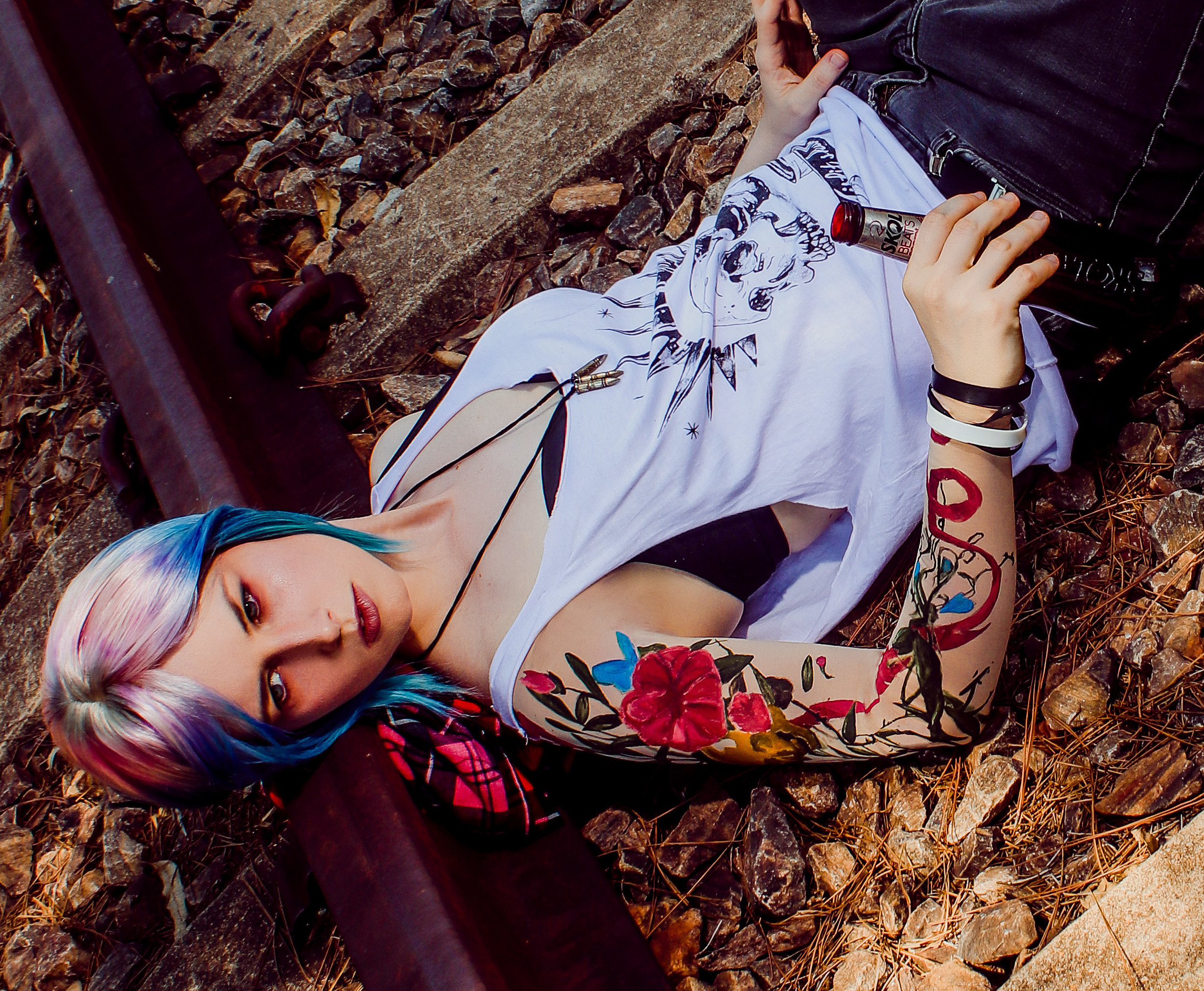 [COSPLAY][Life is Strange] Chloe Price