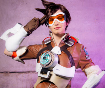 [COSPLAY][OVERWATCH] TRACER