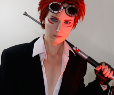 [COSPLAY][Final Fantasy VII Remake] Reno