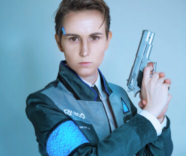 [COSPLAY] Detroit become human – Connor