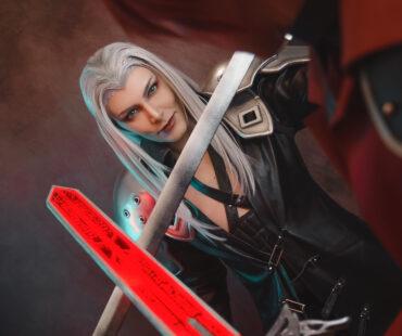 [PHOTOSHOOT][FINAL FANTASY] Sephiroth and Genesis